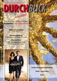 AUSBLICK db-magazin.de - Durchblick