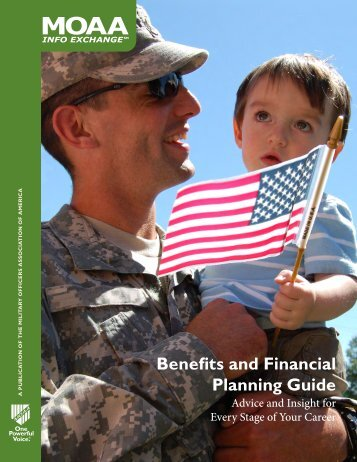 Benefits and Financial Planning Guide - Military Officers Association ...