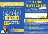 Gesundheitsflyer_A5:Layout 1.qxd - endogap Klinik für Gelenkersatz