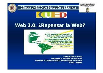 Web 2.0. Â¿Repensar la Web? - Reposital