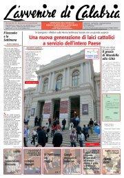 Una nuova generazione di laici cattolici a servizio dell'intero Paese
