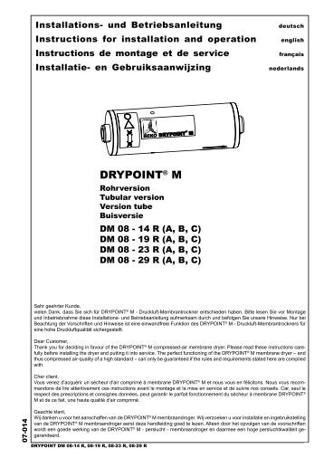 DRYPOINT® M - BEKO TECHNOLOGIES GmbH