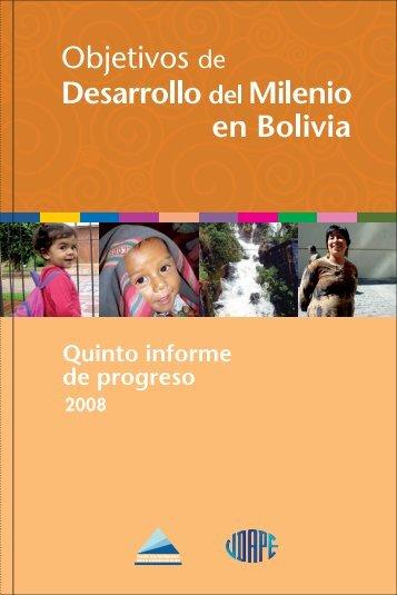 Quinto Informe ODM 2008 - Planipolis - Unesco