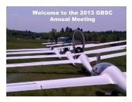 2013 AGM Agenda