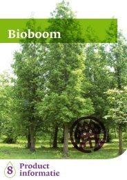Bioboom - Nationale Bomenbank