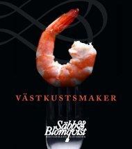 västkustsmaker - Säbb & Blomqvist Catering