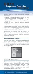 12th MICPA Accountancy Week - The Malaysian Institute Of Certified ... - Page 6
