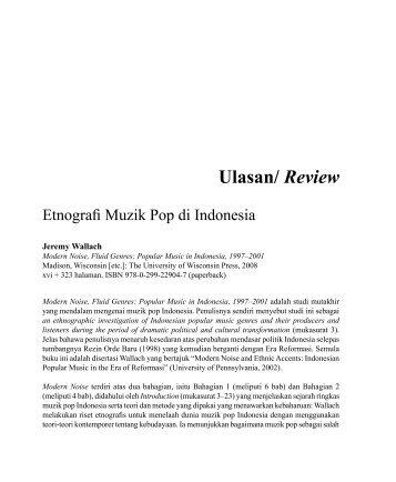 Ulasan/ Review - Wacana Seni