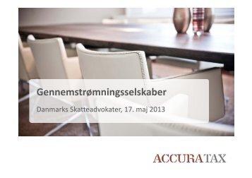 Niclas Holst Sonne - Danmarks Skatteadvokater