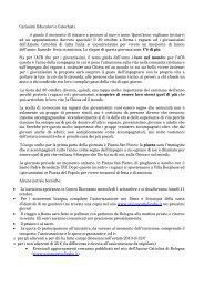 Lettera per gli Educatori - Azione Cattolica