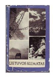 Lietuvos klimatas