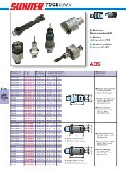 TOOLholder - Suhner Automation Expert