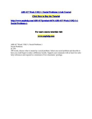 ABS 417 Week 3 DQ 1.pdf