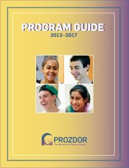 PROGRAM GUIDE PROGRAM GUIDE - Hebrew College