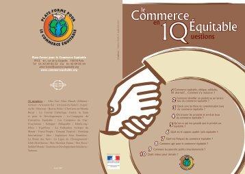 la Plate-Forme pour le Commerce Équitable