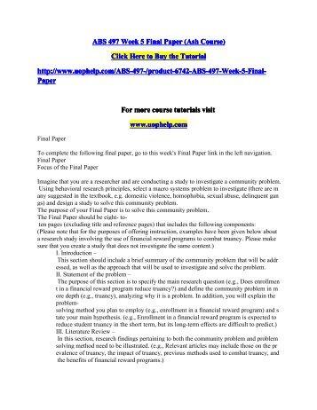 ABS 497 Week 5 Final Paper.pdf