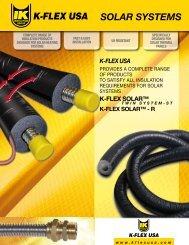 SOLAR SYSTEMS - K-Flex USA
