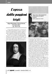 L'epoca delle passioni tristi - Azione Cattolica Bologna