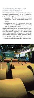 ES medienos reglamentas bus pradėtas taikyti nuo ... - EU Bookshop - Page 2