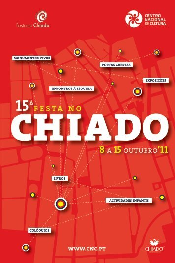 CHIADO - Centro Nacional de Cultura
