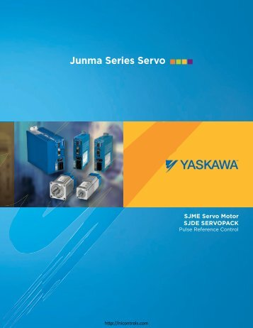 Yaskawa JUNMA Catalogue - Northern Industrial