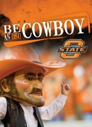 r a iew lso - Office of Undergraduate Admissions - Oklahoma State ...