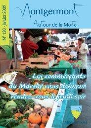Informations Municipales - Montgermont