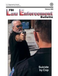 Suicide by Cop 2005 - VALOR For Blue