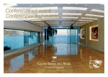 DEPLIANT EVENTI IT-EN_Layout 1 - Grand Hotel Del Mare