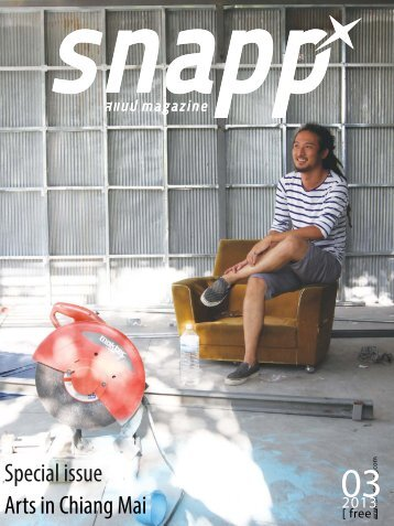 Arts in Chiang Mai Special issue