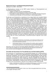Tätigkeitsbericht Studienjahr 2006-07 - Gsb.hmtm-hannover.de