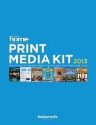 2013 Westchester Home Magazine Media Kit - Westchester Magazine