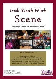 Issue 62: December 2009 - Youth Work Ireland