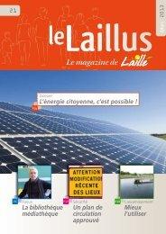 Le Laillus n°21 - Laillé