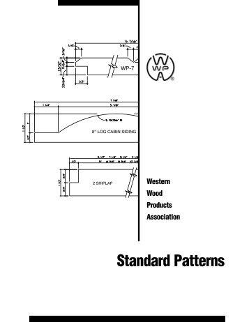 Standard Patterns - Harvest Timber Co.