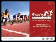 Speeding New Biosimilars to MarketTM - Drugstomarket.com