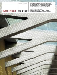 ARCHITEKT - Archinet
