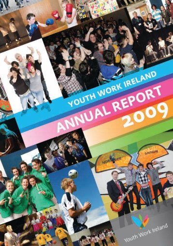 A Word From our President - Youth Work Ireland