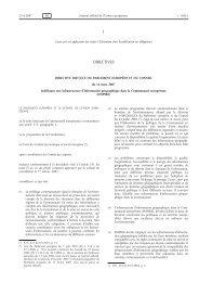 directive 2007/2/CE - geonto