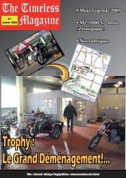 Timeless Magazine 1.indd - Les vestes Belstaff en France par ...