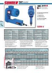 Technische Beschreibung - Suhner Automation Expert