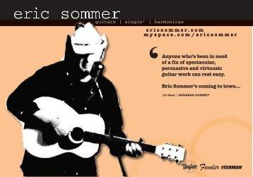 Fender - Eric Sommer
