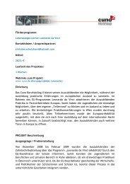 Projekt zum Download im PDF Format