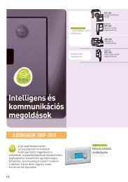 Legrand Inteligens és kommunikációs megoldások - AmperTrade.hu