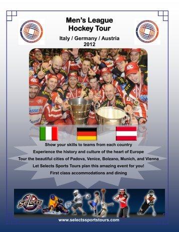 Men's League Hockey Tour - Selects Sports