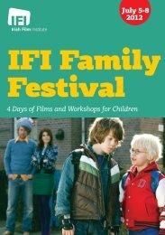 2012 Programme - Irish Film Institute