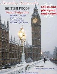 2012 Christmas Catalogue - Australian Products Co.