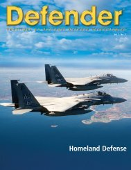 Defender - Spotlight on National Defense Technologies ... - Raytheon