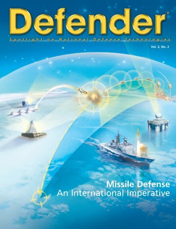 Defender. Missile Defense -  A International Imperative ... - Raytheon