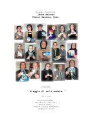 Gruppo Teatrale - Coordinamento Comasco per la Pace